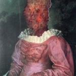 Herodes,koláž,31x24,5,2000