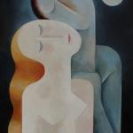 Velké nokturno,ole,64x45,2008