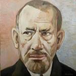 John Steinbeck,25x24,2005